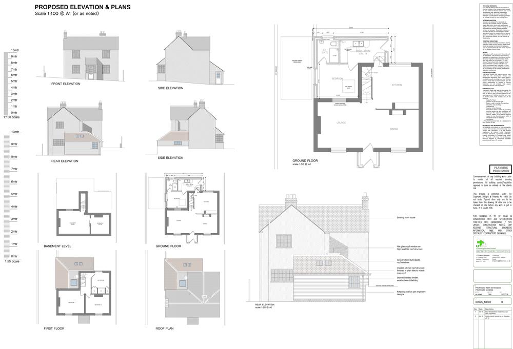 extension plans